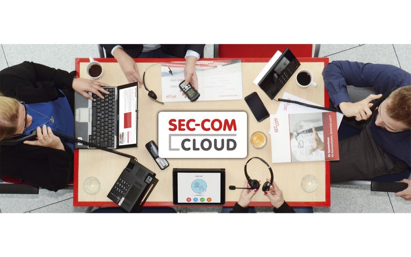 SEC-COM: Ein Jahr SEC-COM Cloud
