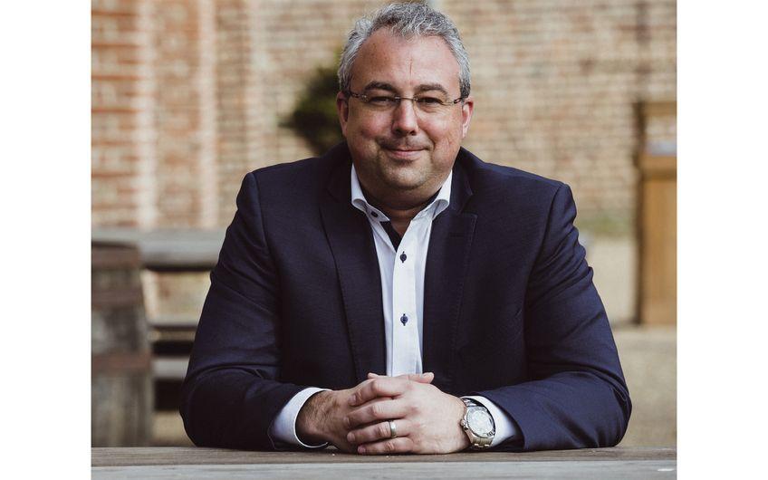 Christoph Kühnapfel, Gründer, Inhaber und Geschäftsführer der Team-IT Group GmbH