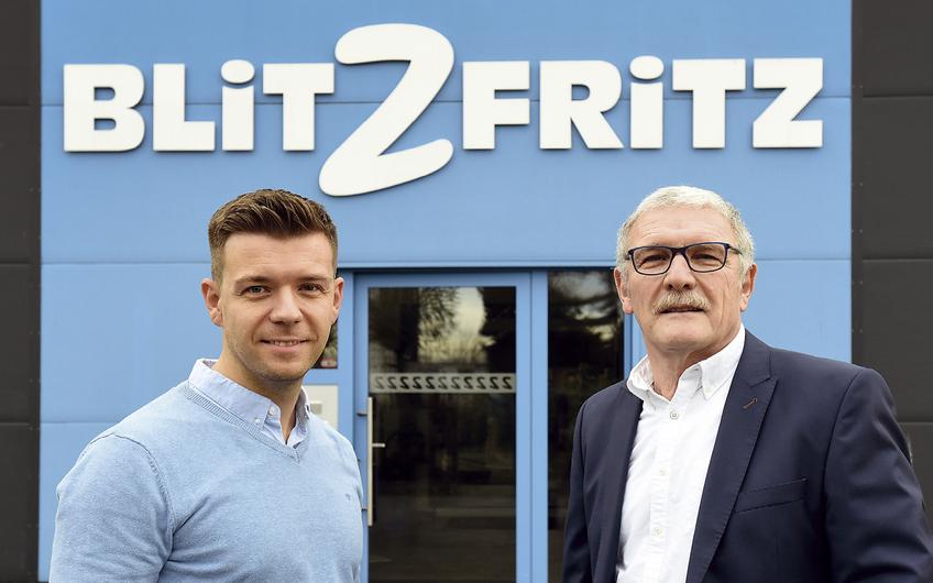 Blitz Fritz: Partner der Gebäudereinigung