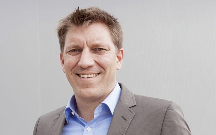 Geschäftsführer Stefan Kutscher