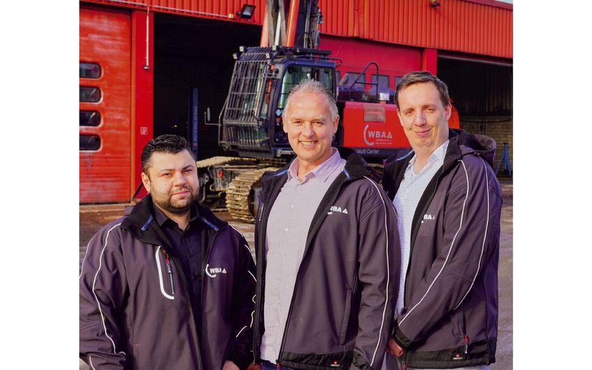 WBA – Westfälischer Bau- und Abbruchservice: Sicherheit und Sorgfalt