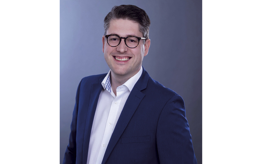 Fabien Schumacher, Cloud-Experte bei Green IT (Foto: Silvia Kriens)