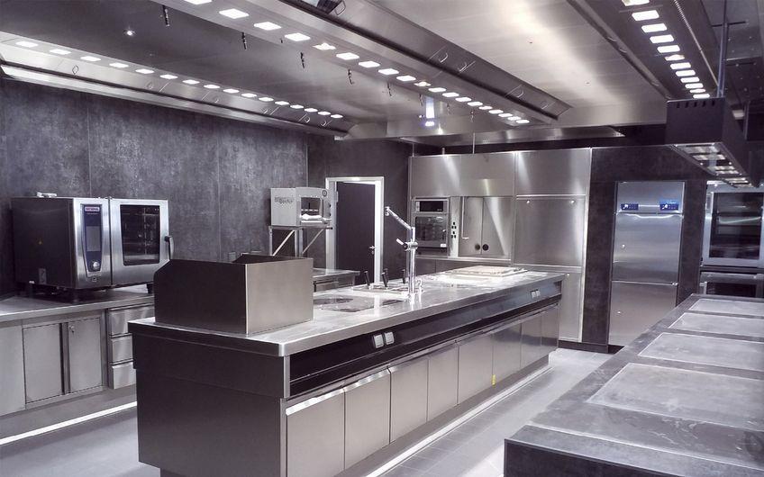 Maiworm Großküchentechnik: Küchen als Gesamtkunstwerke