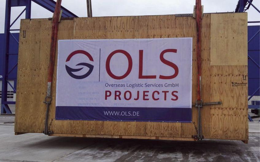 Aufgaben wie etwa der komplexe Transport von über 40 Tonnen schweren  Lokomotiven zählen bei OLS zum Geschäftsfeld Projektlogistik