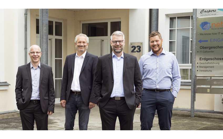 .net IT Systemhaus: Passgenaue IT-Lösungen aus OWL