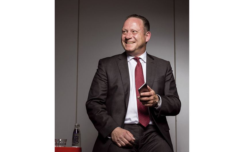 Markus Müller, geschäftsführender Gesellschafter der Carl Jaspers Versicherungskontor GmbH Köln