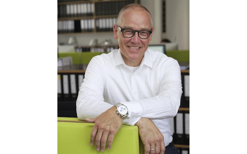 Thorsten Ehrich ist Architekt aus Leidenschaft (Foto: Holger Bernert)