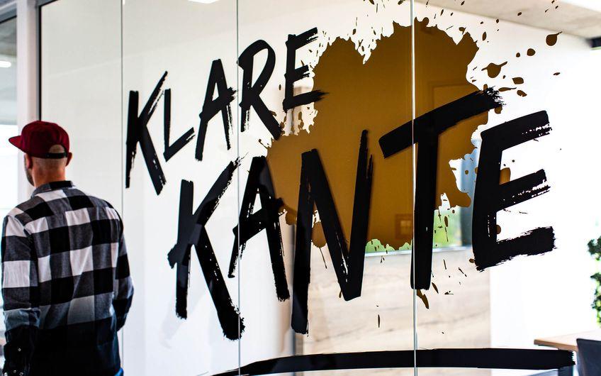 """""""Klare Kante"""" - für die Agenturleitung ist ein offener Umgang mit Kunden und Mitarbeitern das A und O"""