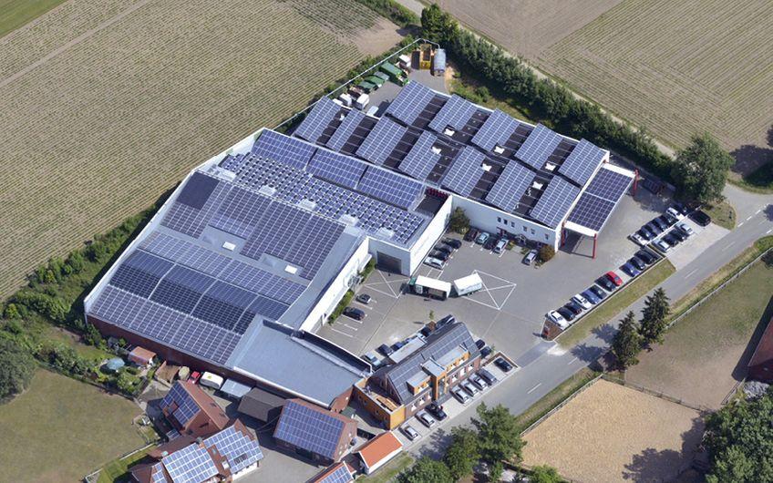 B&W Energy Standort in Heiden