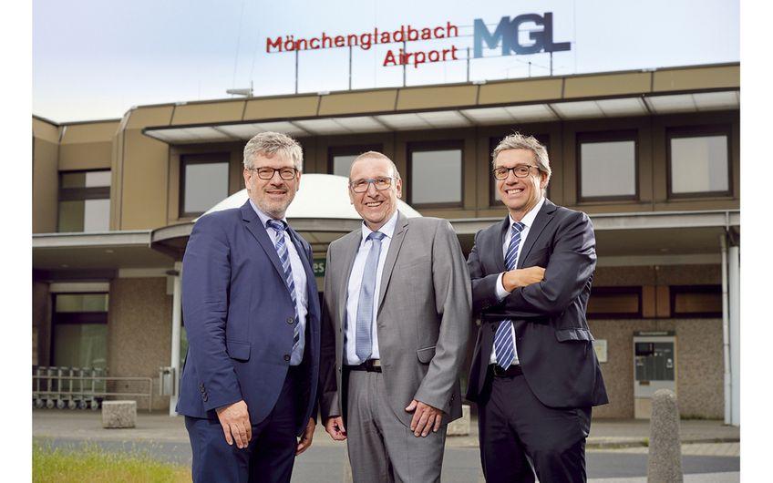Flughafengesellschaft Mönchengladbach
