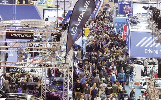 Essen Motor Show: Über 500 Aussteller