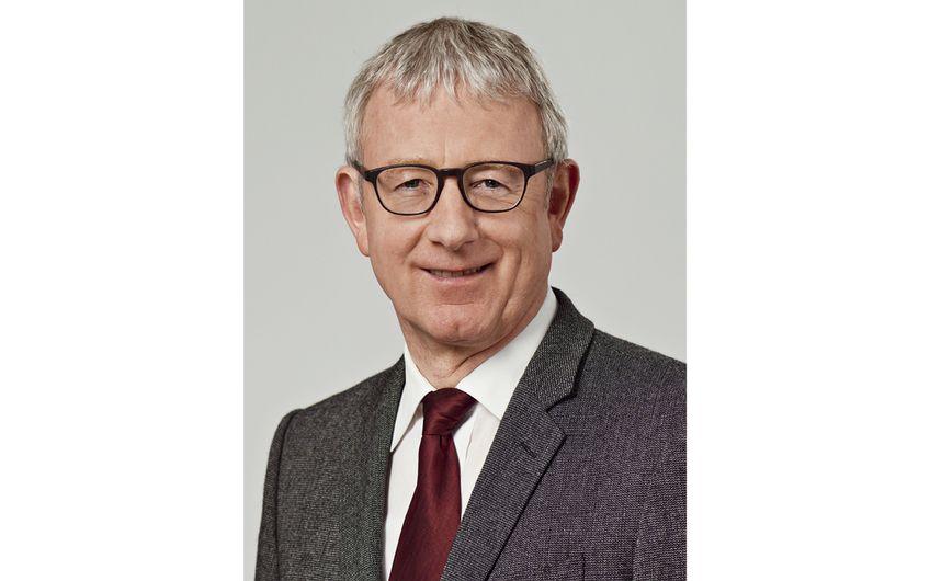 Hans-Jürgen Alt, Geschäftsführer des Verbands Deutscher Maschinen- und Anlagenbau NRW