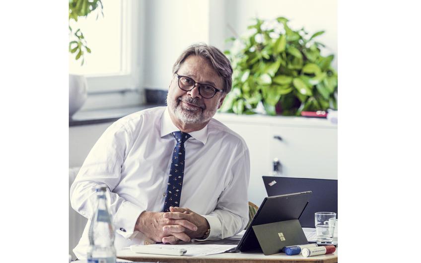 """Joachim Berendt ist Vorstandsvorsitzender von  """"Die KMU-Berater – Bundesverband freier Berater"""" (Foto: © J. Berendt)"""