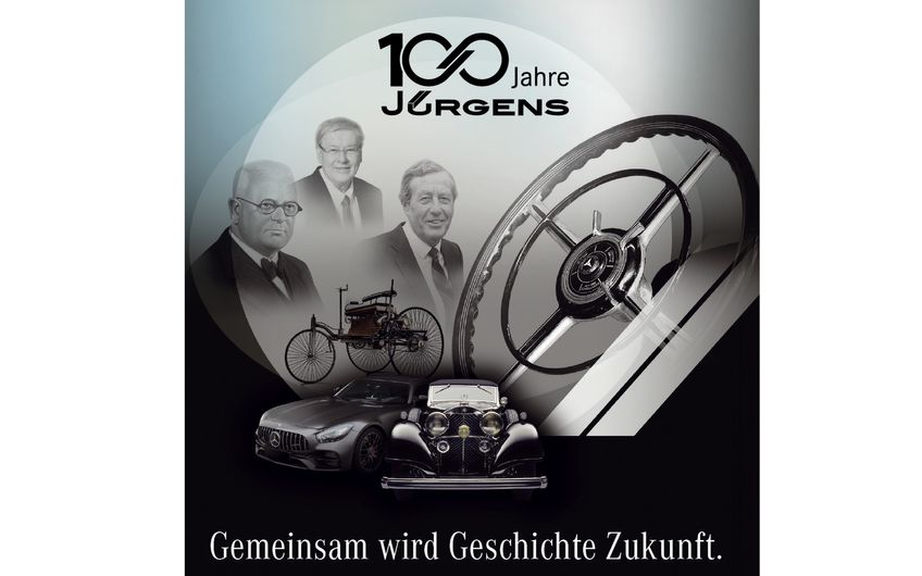 Mercedes-Autohaus Jürgens: Aus Liebe zum Auto
