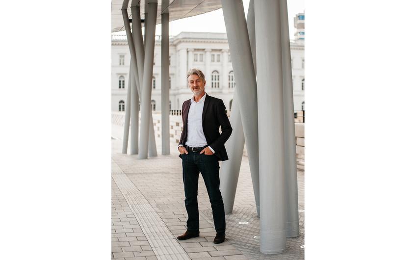 Prof. Dr.  Johannes Busmann ( Foto: © Berenika Oblonczyk)
