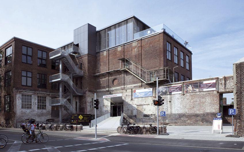Das LWL-Industriemuseum TextilWerk Bocholt erinnert an eine wichtige Zeit der Bocholter Industriegeschichte (Foto: ©Wirtschaftsförderung Bocholt)