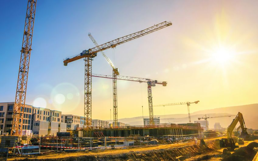 Die größten Bauunternehmen in Deutschland