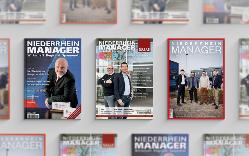 Die Cover im Vergleich; von links: ab 2011, ab 2014, ab 2021 (Mockup Vorlage © freemockupzone.com)