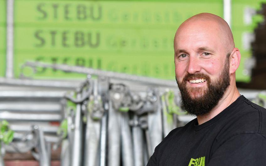 Geschäftsführer Stefan Buiting (Foto: Gerd Lorenzen)