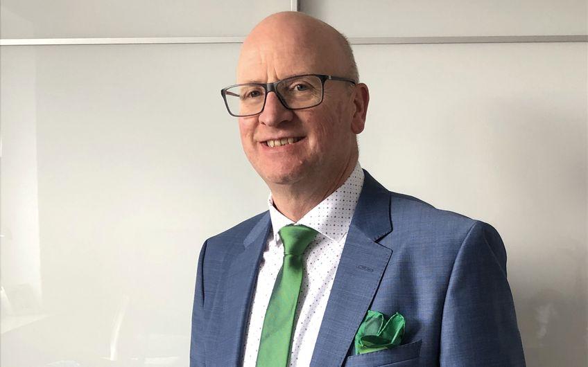 Dieter Vesper, Geschäftsführer der GOT Godesberg Oberflächentechnik GmbH