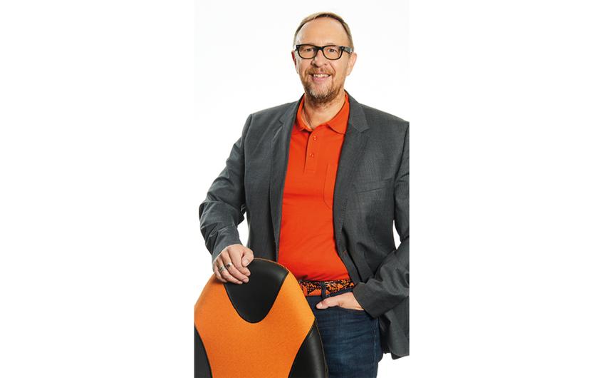 Geschäftsführer  Frank Strothkamp
