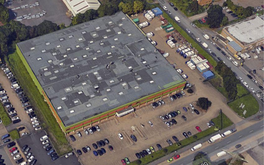 Über 30.000 m² Logistikfläche an zwei Standorten vermittelt