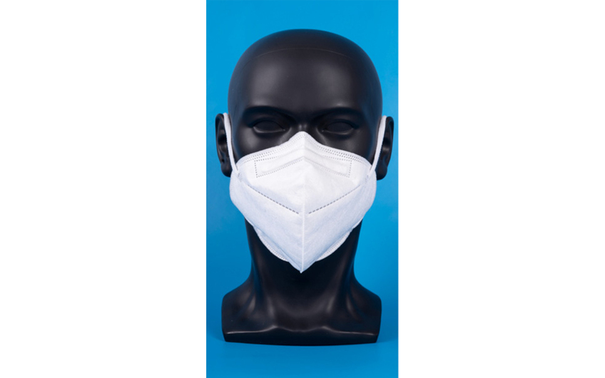 Fertige Maske