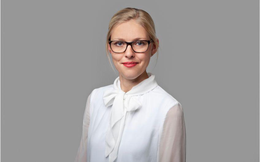 Theresa Winkels ist Leiterin des Amtes für Wirtschaftsförderung der Stadt Düsseldorf (Foto: Stadt Düsseldorf)