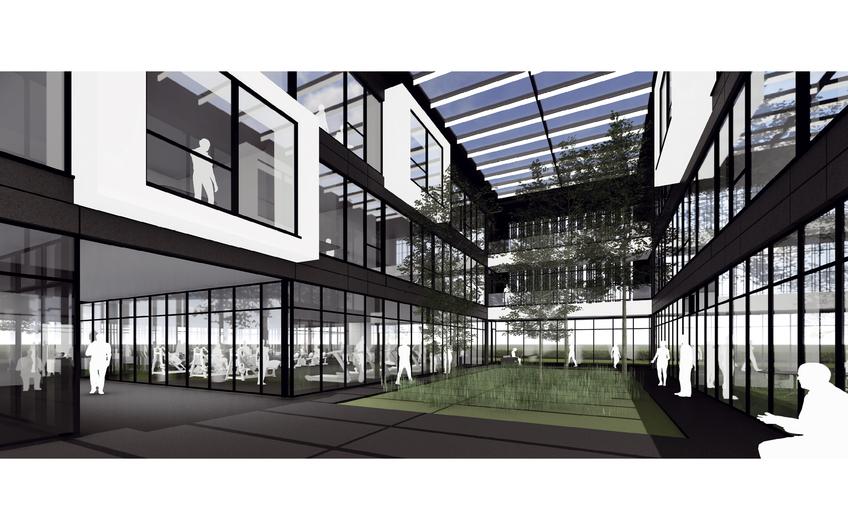 Die Bauarbeiten für das Autarkiezentrum Münsterland werden im dritten Quartal 2021 beginnen