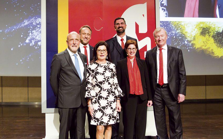 Westfalen Gruppe: Mit Dr. Thomas Perkmann in die Zukunft