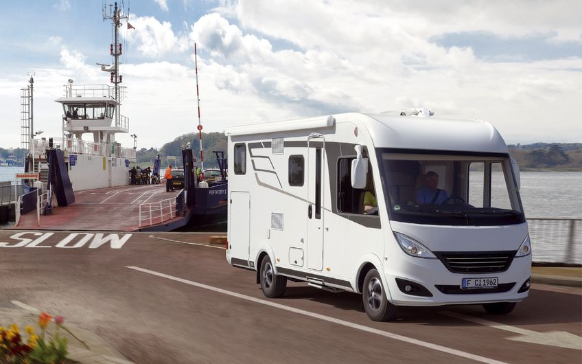 Caravan: Rekordzahlen für rollende Herbergen