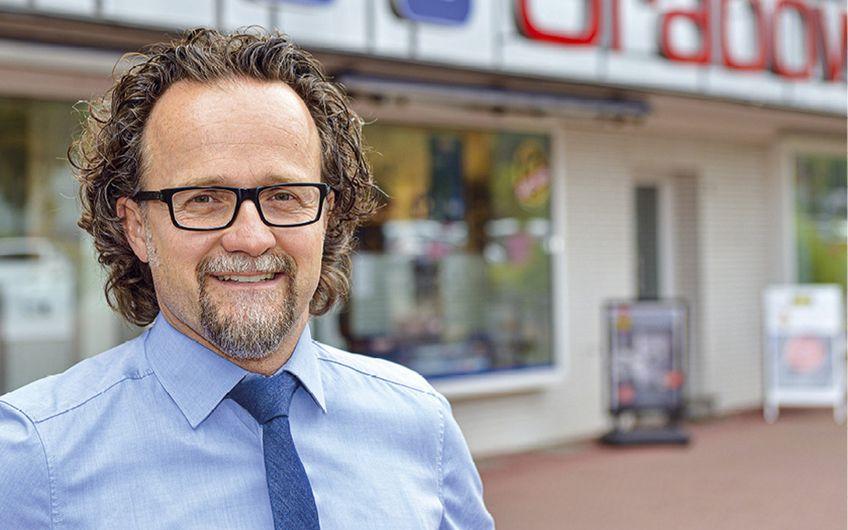 GeschäftsführerErich Zürn (Foto: Jan Schmitz)