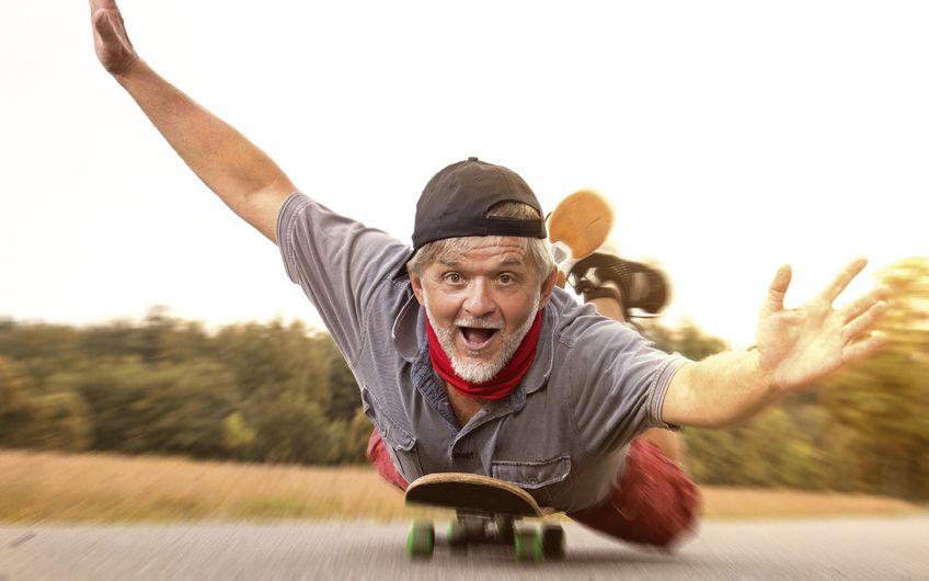 Parallelwelten: Die Alten kommen – tatsächlich?