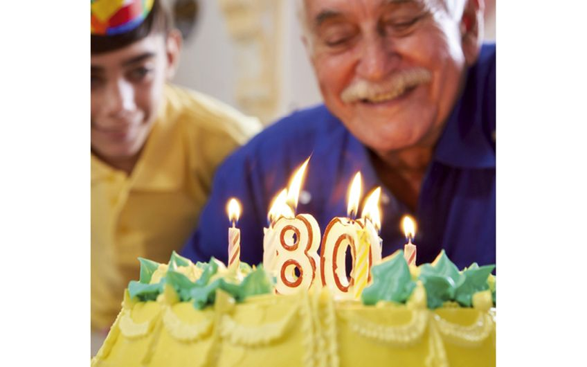 Was soll an Ihrem 80. Geburtstag über Sie gesagt werden? Leben Sie danach! (Foto: © diego cervo – stock.adobe.com)