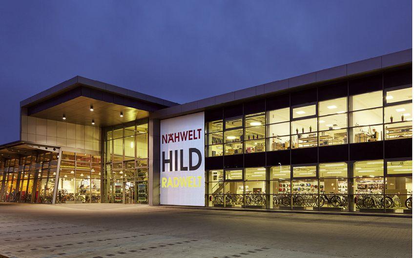 Näh- und Radwelt Hild, Freiburg (Foto: ©Christian Eblenkamp)