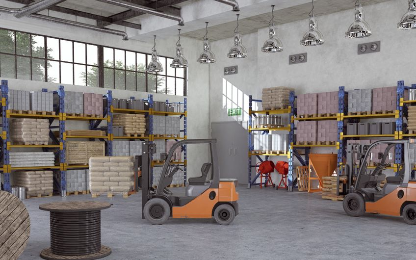 Baustoffhandel: Erneute Rekordumsätze