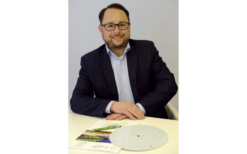 Geschäftsführer Gabriel Rehbein