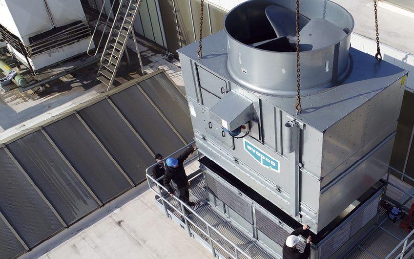 Rademacher Kühlturmservice: Vorsprung durch Kühlung