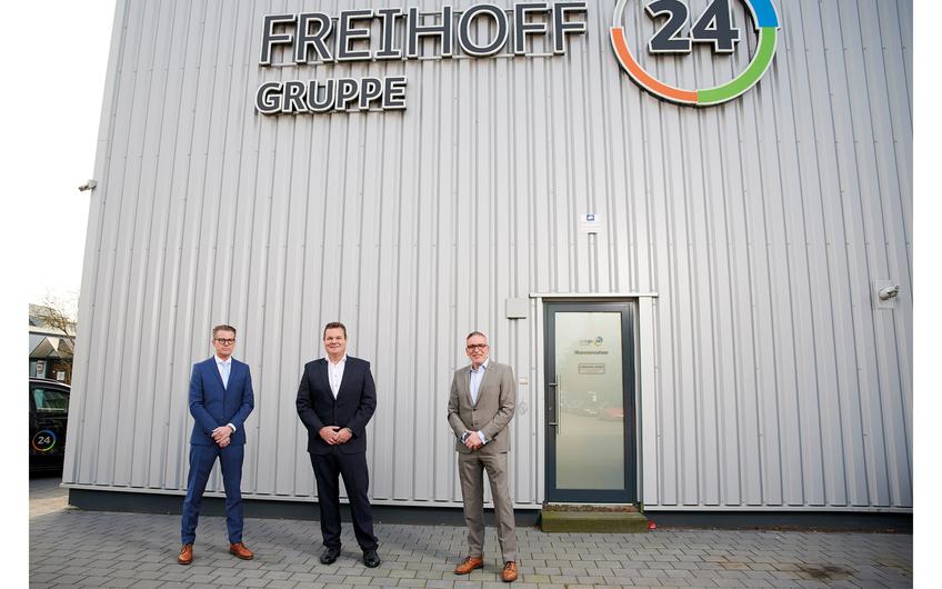 Freihoff-Gruppe: Wachstum durch Empfehlungen