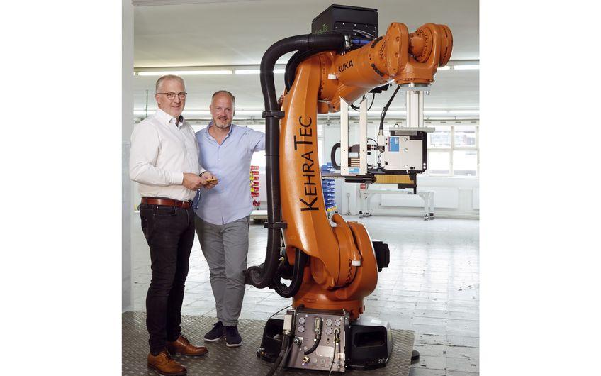 """KehraTec GmbH: """"Jede Applikation hat ihren  ganz eigenen Charme"""""""