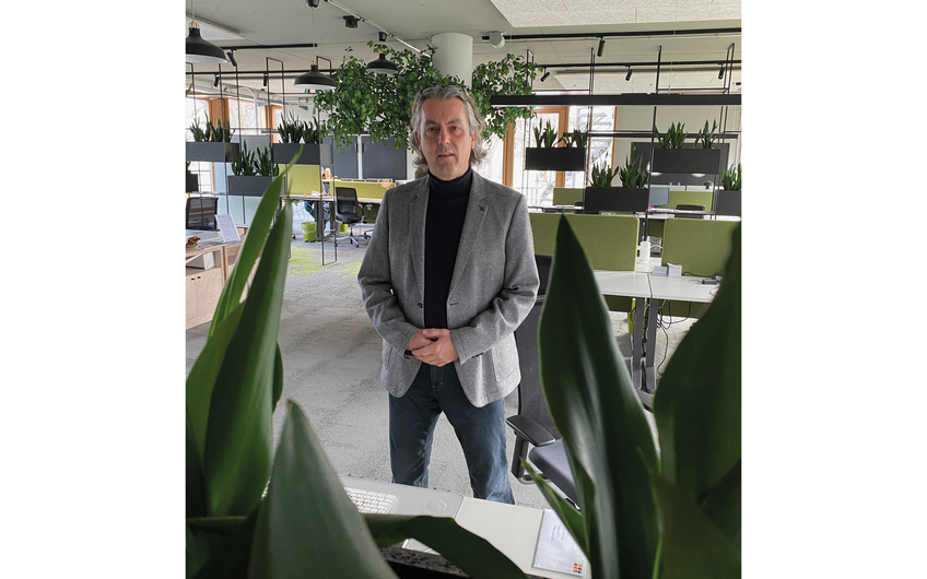 Dr. Rüdiger Klatt leitet das Gelsenkirchener Forschungsinstitut für innovative Arbeitsgestaltung und Prävention (FIAP) (© R. Klatt)
