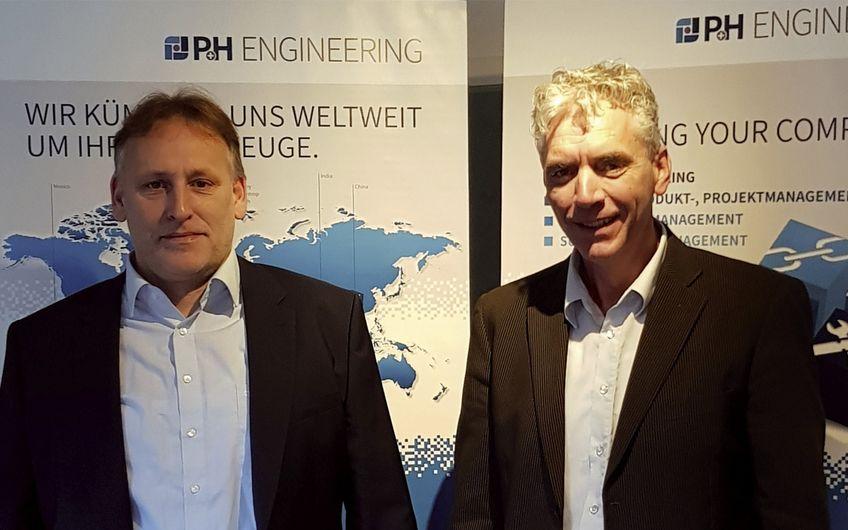 """P+H Engineering: """"Wir sind keine Theoretiker,  sondern Fachleute"""""""