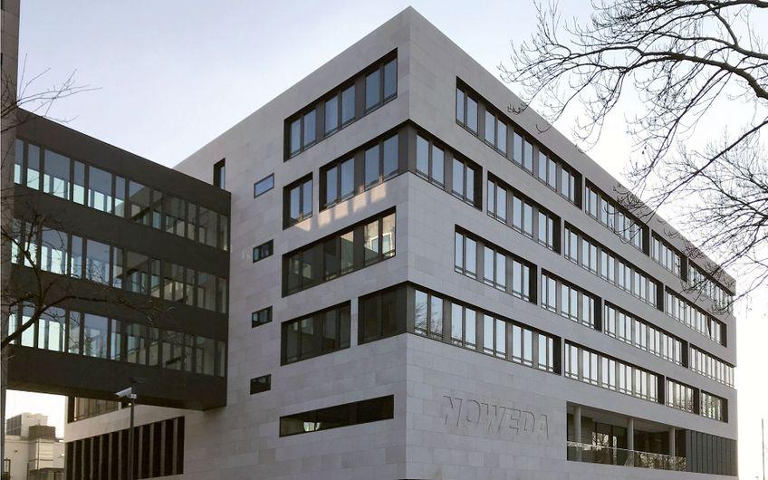 Erweiterung der Hauptverwaltung der NOWEDA in Essen