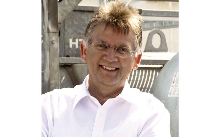 Geschäftsführer Ludger van Ackeren
