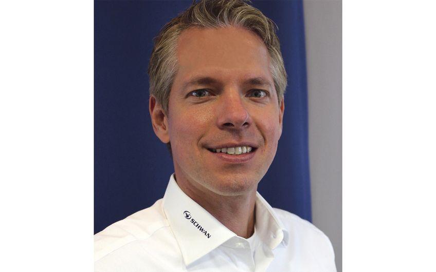 Richard Grefkes ist Geschäftsführer der Aug.Schwan GmbH&Co.KG  in Viersen, Spezialist für Arbeitsschutz