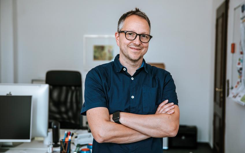 Geschäftsführer Andreas Rothhaar