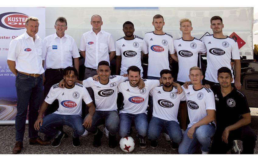 Die Ebben GmbH & Co. KG investiert in die Ausbildung des Nachwuchses und damit in die Zukunft des Unternehmens