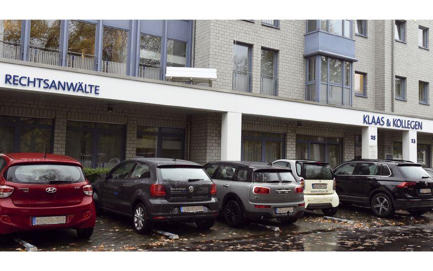 Kanzleisitz von Klaas & Kollegen in Krefeld