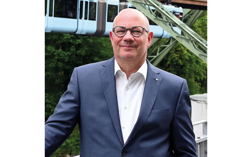 BSW-Geschäftsführer Stephan A. Vogelskamp (© S. Fries)