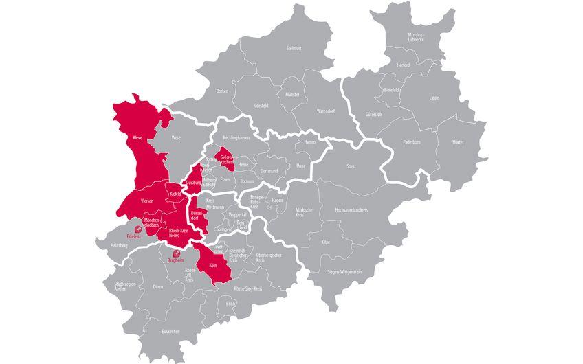 Cichon Standorte